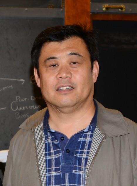 菏泽三庆置业有限公司董事长